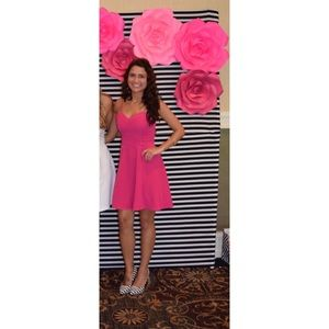 Candie's pink mini dress size S